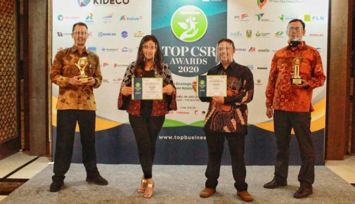 Top! Usaha Rekind dalam Menerapkan Program Sosial Berbuah Manis