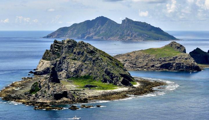 Ribut Sama Jepang, China Mulai Berani Klaim Kepulauan...