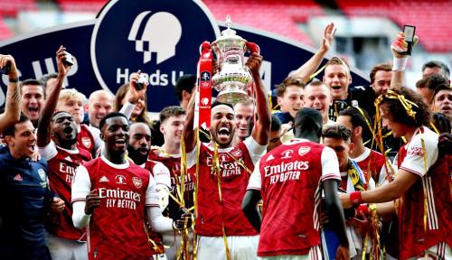 Lumat 10 Pemain Chelsea, Arsenal Juara Piala FA 2019/2020