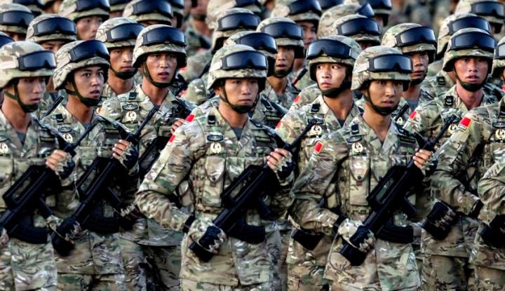 Ngeri! China Pamer Senjata yang Bisa Buat Kapal Induk AS Hancur