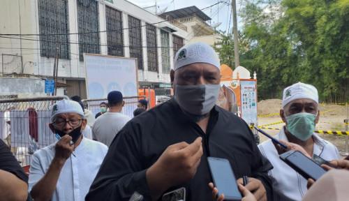 Canggih, Masjid di Medan Bagikan Daging Kurban dengan Barcode