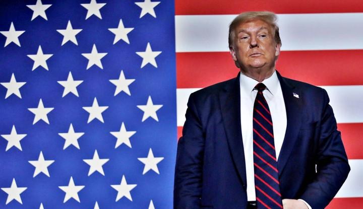 Rusia, China, Iran Mau Trump Jadi Presiden AS Sekali Saja