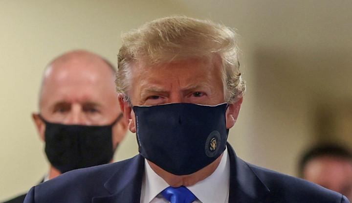 Trump: Vaksin Tersedia Sebelum Pemilihan Presiden
