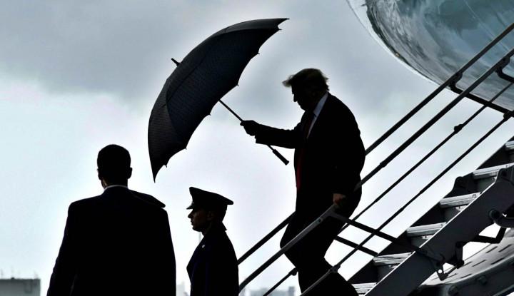 Payah, Trump Terang-terangan Gak Berani Akui Supremasi Kulit Putih di AS