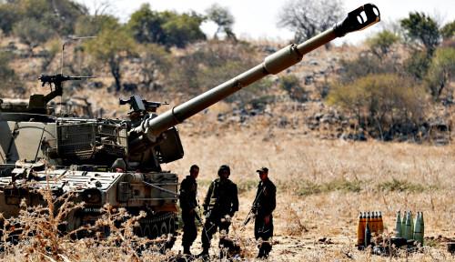 Gempur dari Langit, Serangan Israel Sukses Tewaskan Tentara-tentara Suriah
