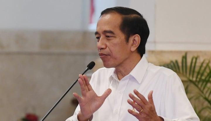 Jokowi Gaungkan Benci Produk Asing, Emang Indonesia Bisa Ngelawan Kalau Kalau AS dan China Ngambek