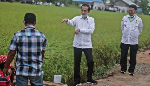 Dikasih Modal Usaha Rp2,4 Juta, Presiden Jokowi: Jangan Buat Beli Hape