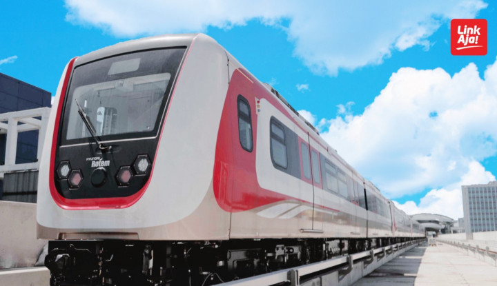 LinkAja Resmi Layani Pembayaran LRT Jakarta