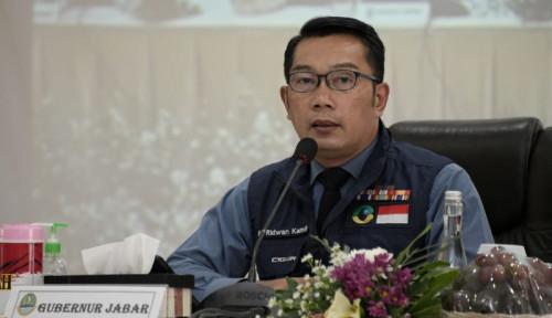 Ridwan Kamil Minta Perkantoran Rajin Buka Jendela Karena...