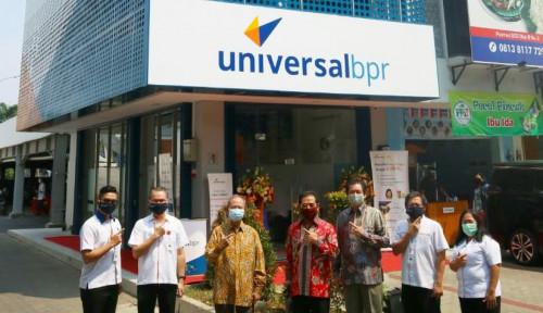 Tingkatkan Pelayanan, Bank Universal BPR Resmikan Kantor BSD