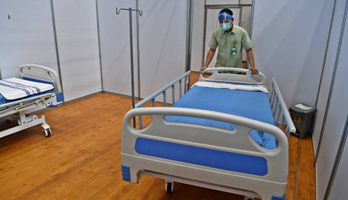 Pasien COVID 19 Ngamuk Minta Kamar di RS, Dilerai Malah Tularkan Seorang Satpam