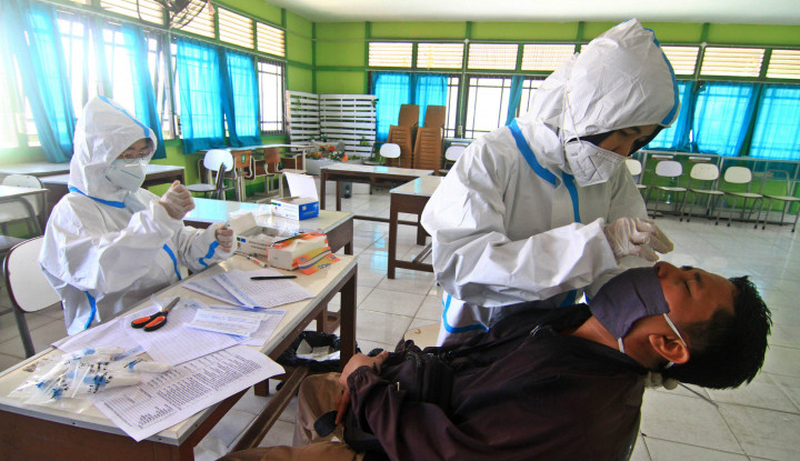 Dua Anggota Dewan Positif Virus Corona, Rekan Di-Swab Langsung