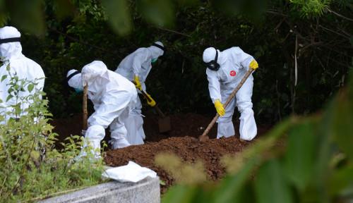 Pecah Rekor! Kasus Kematian Corona di Indonesia Tembus 160 Pasien