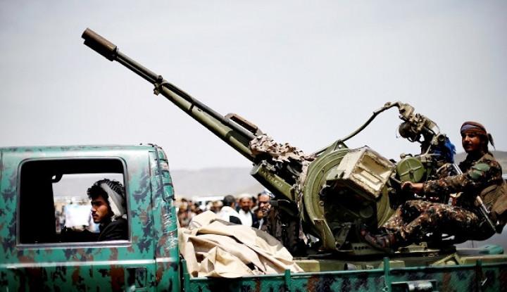 Houthi Ternyata Minta Dana buat Kembangkan Drone dan Rudal Balistik, ke Siapa?