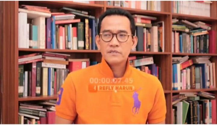 Rizal Ramli-Gatot Pantas Jadi Calon Presiden, Refly Harun: Bahkan Lebih Senior dari Anies-Ganjar