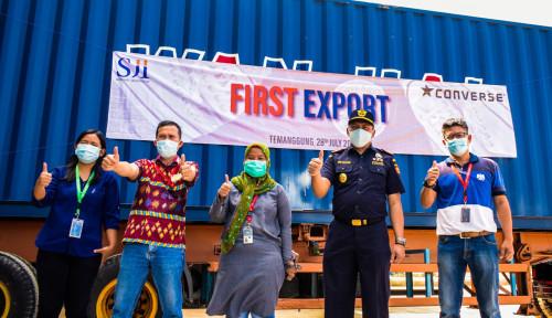 Bea Cukai Kawal Ekspor Perdana Converse oleh Perusahaan Korsel