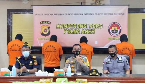 Bea Cukai & Polda Aceh Selamatkan Generasi Muda dari Narkotika
