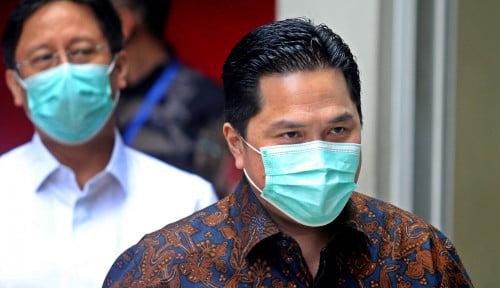 Erick Thohir Ingin Bangun Pabrik Paracetamol, Begini Respons Kimia Farma