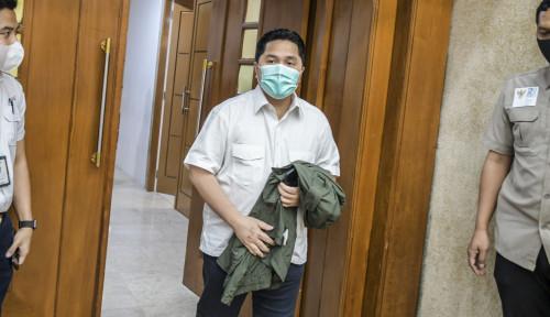 Erick Thohir Angkat Pendahulu Airlangga Hartarto Jadi Komisaris
