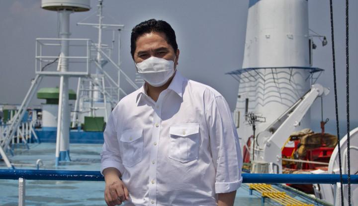 Erick Restui Staf Ahli, Kemampuan Direksi BUMN Tanda Tanya Besar