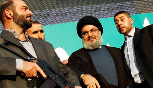 Buset, Negara Timur Tengah Ini Pasok Senjata buat Hizbullah