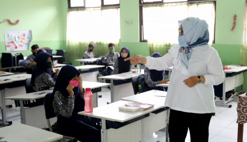 Kemendikbudristek: Sekolah yang Terapkan PTM Terbatas Sudah Lebih dari 32 Persen