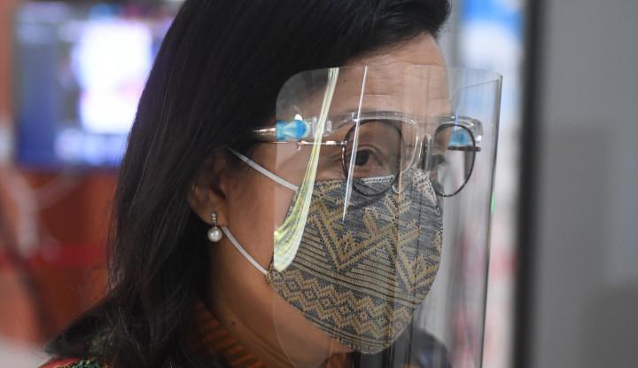 Sri Mulyani Sebut Sistem Logistik RI seperti Benang Ruwet