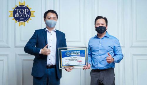 Ketje! GT Radial dan IRC Kembali Sabet Top Brand Award 2020