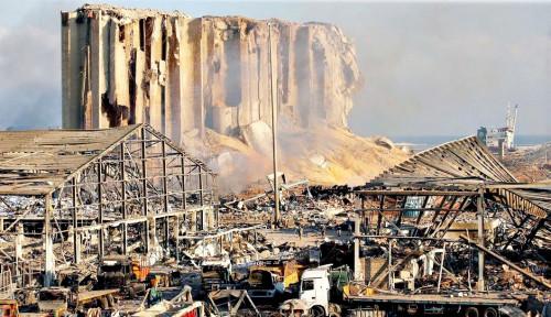 Istri Dubes Belanda Meninggal Akibat Ledakan Beirut