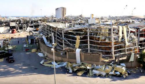 Cerita KRI Sultan Hasanuddin Selamat dari Ledakan Maut Lebanon