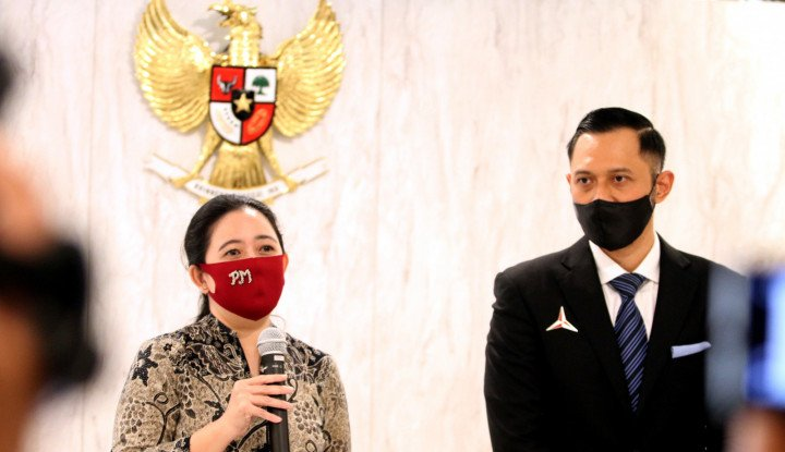 Jika Usung Puan Maharani di Pilpres 2024, PDIP Beneran Mau Gandeng Anak SBY?