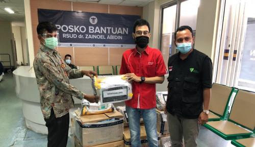 Peduli Tenaga Medis, Telkomsel Beri Bantuan APD di RS Medan-Aceh