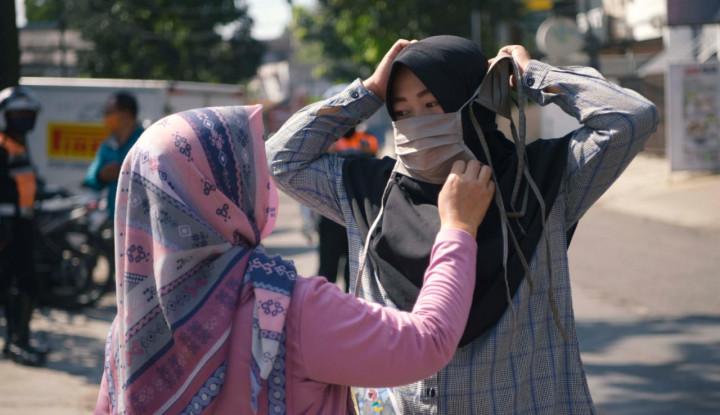 Indonesia Rentan Covid-19, Inggris Kirim Dana Bantuan Rp987 Juta