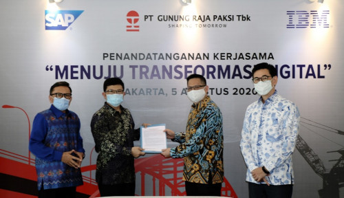 Transformasi Digital, GRP Gandeng IBM dan SAP