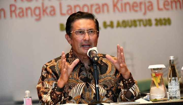 Fadel Muhammad Dampingi Menkes Buka Vaksinasi Covid-19 Kedua bagi Masyarakat Pulau Tidung