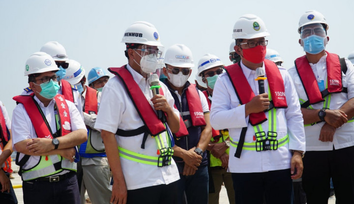 Bos PTPP Yakin Proyek Pelabuhan Patimban Akan Selesai Tepat Waktu