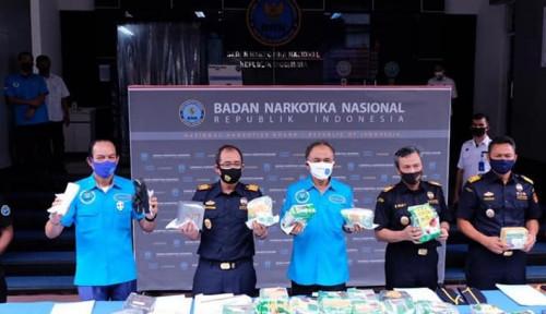 16,7 Kg Sabu Berhasil Diamankan Bea Cukai dan BNN di Aceh