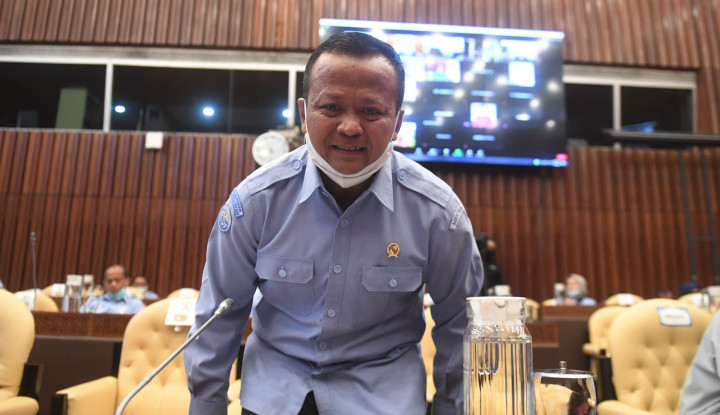Edhy Prabowo Siapkan Rp7 Miliar Beli 200 Pucuk Senjata Buat...