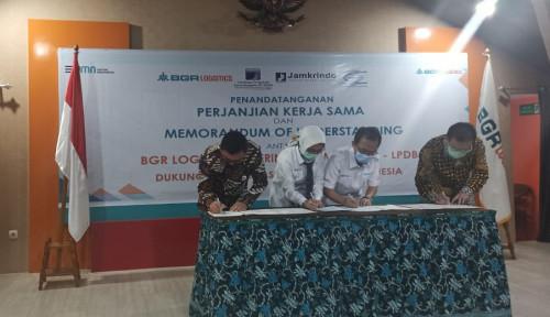 Gandeng BGR, Jamkrindo, dan Perinus, LPDB Fokus Sejahterakan UMKM