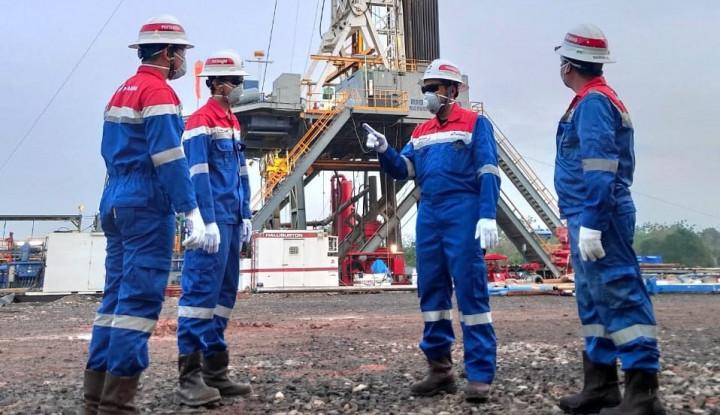 Pertamina EP Tingkatkan Rasio Minyak dan Gas di Area Kalimantan