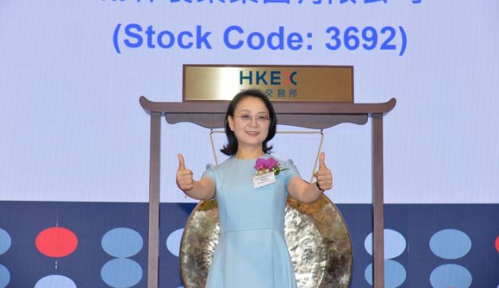 Foto Berita China Memang Hebat, 75% Miliarder Wanita Dunia Berasal dari China!