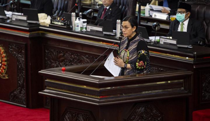 Utang Pemerintah Bengkak Rp693,6 Triliun, Sri Mulyani Teriak: Butuh Biaya Besar