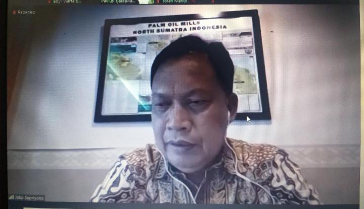 Kinerja CPO Indonesia Tertolong Pemulihan Pasar Ekspor