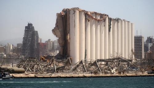 Nah Lho! Upaya Singkap Penyebab Ledakan Dahsyat Beirut oleh FBI Kandas karena...