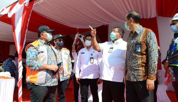 PTPP Mulai Pembangunan Bendungan Tamblang Senilai Rp769 M
