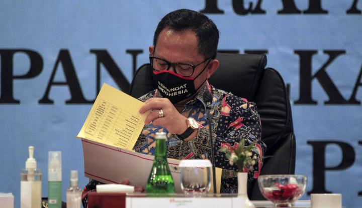 Tok! Mendagri Terbitkan Surat Penting di Wilayah Jawa-Bali