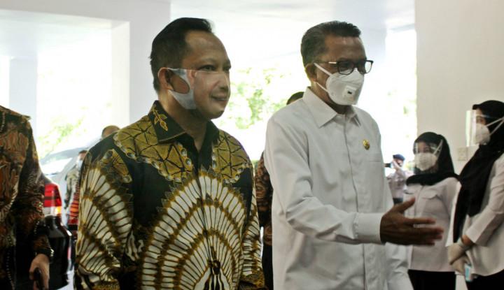 Tito Karnavian is Back, Jadi Mendagri Lagi
