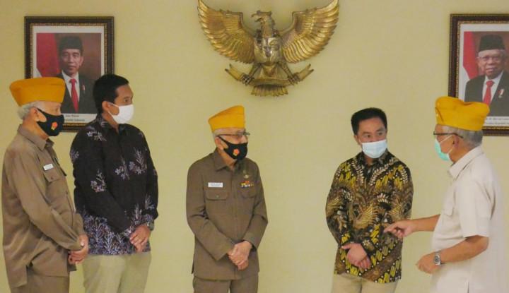 Indosat Ooredoo Serahkan Bantuan Untuk Legiun Veteran