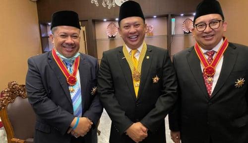 Ketika Jokowi Belain Duo F: Beda Politik Bukan Musuh