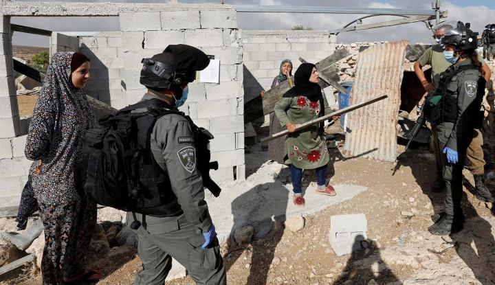 Akal Bulus Israel untuk Tutupi Kejahatannya di Palestina